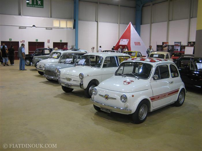Line of Fiats