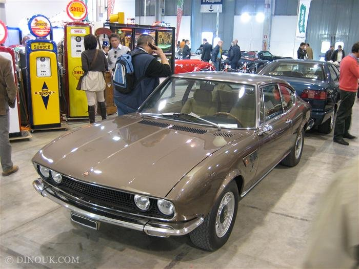 coupe 2400 brown