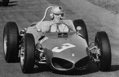 156 F1 GP Holland 1961