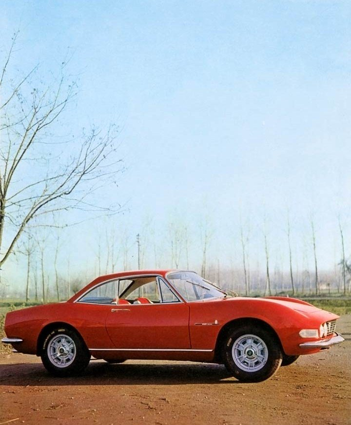 Fiat Dino Coupe Speciale