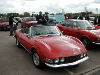 Fiat Dino 2000 Spider, David and Helen Brenchley, Kent, UK