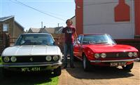 Fiat Dino Coupe 2000 and 2400, Mick Smith (UK)
